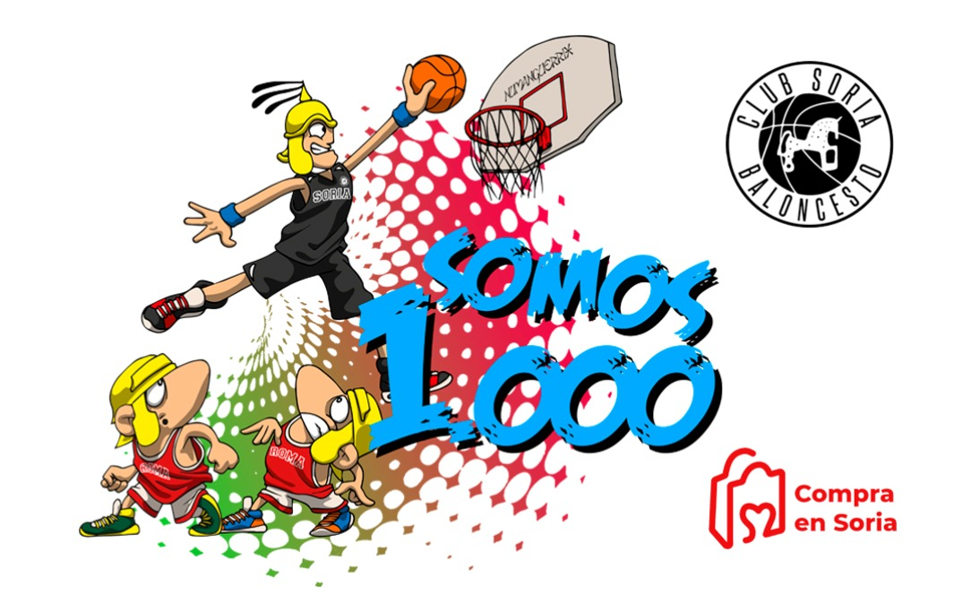 Celtiberians - ¡Abónate al Club Soria Baloncesto!